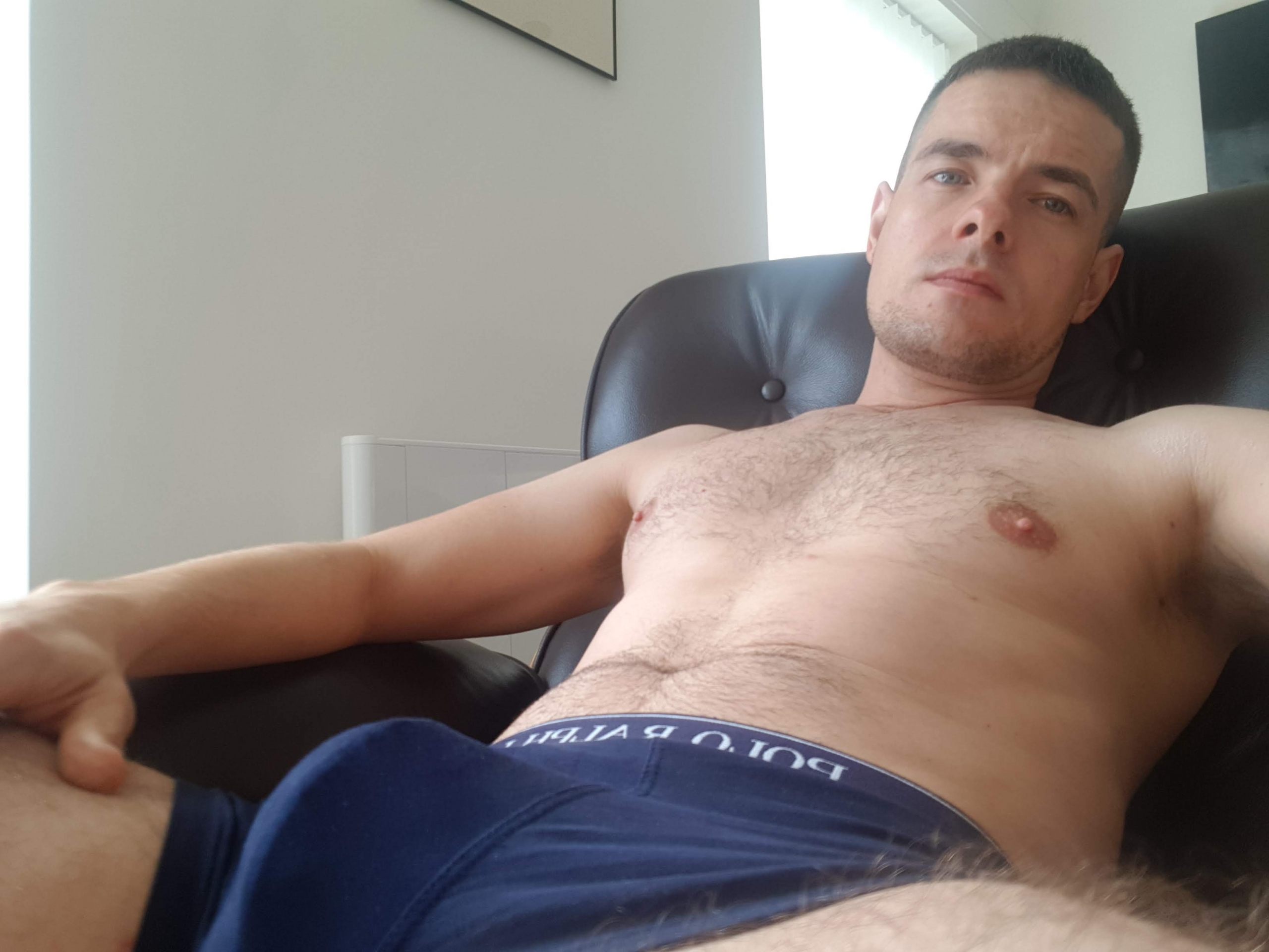Kevin from Gay Massage Manchester